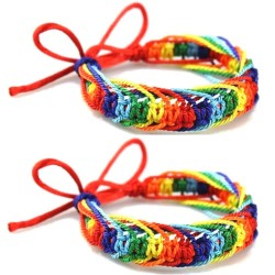 Armband 2-pack Pride...